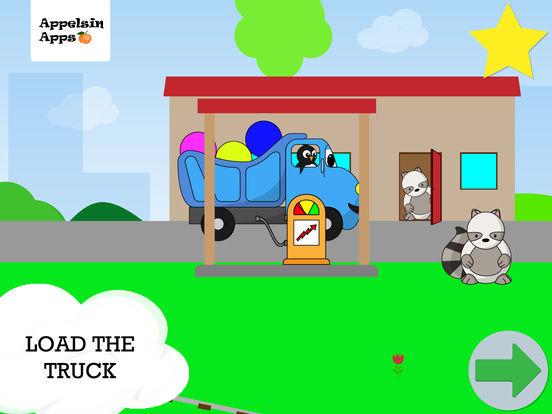 Скачать Baby Truck - Vehicles & Car Games for Kids 2-5