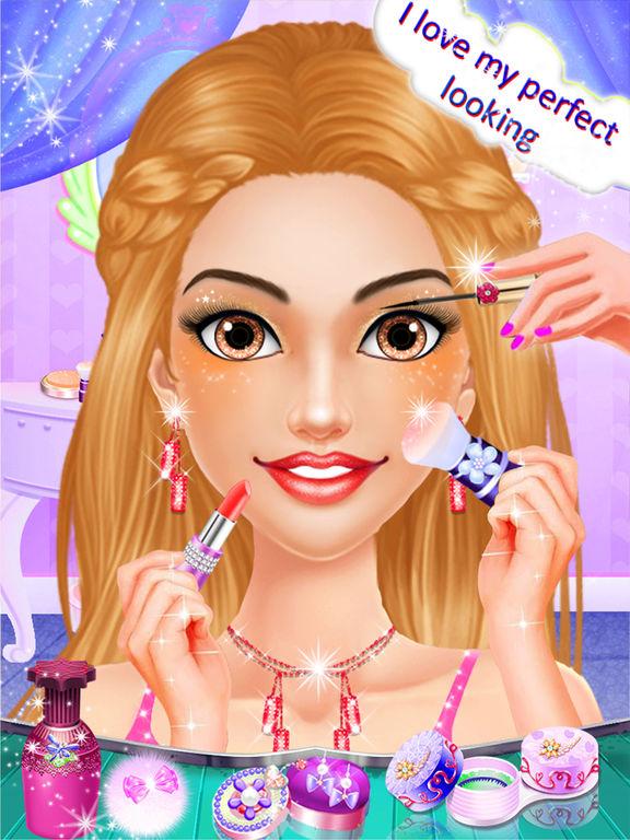 High School Girls Hair Salon screenshot 7