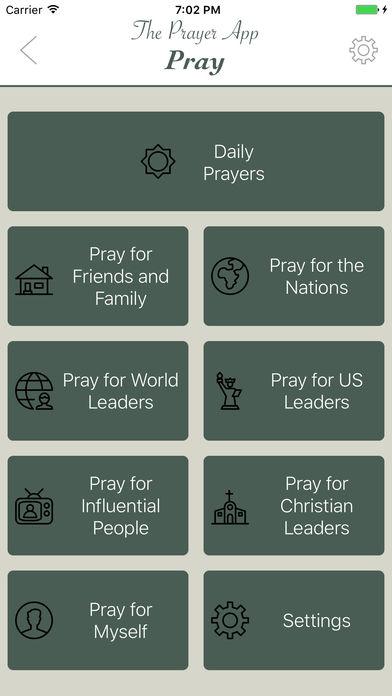 The Prayer App. screenshot 4
