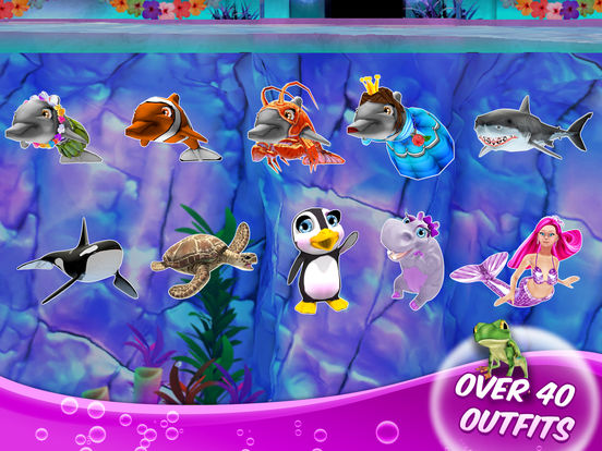 My Dolphin Show: Pet animal game for girls & kidsscreeshot 4