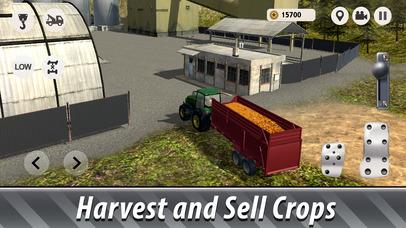 Euro Farm Simulator: Corn Full screenshot 3