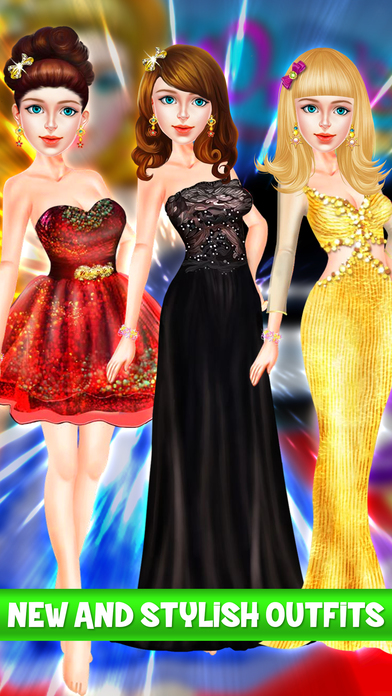 Prom Real Makeover - Girls Games screenshot 3