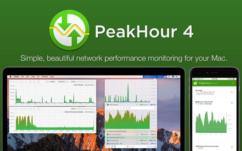 PeakHour 4 Screenshots