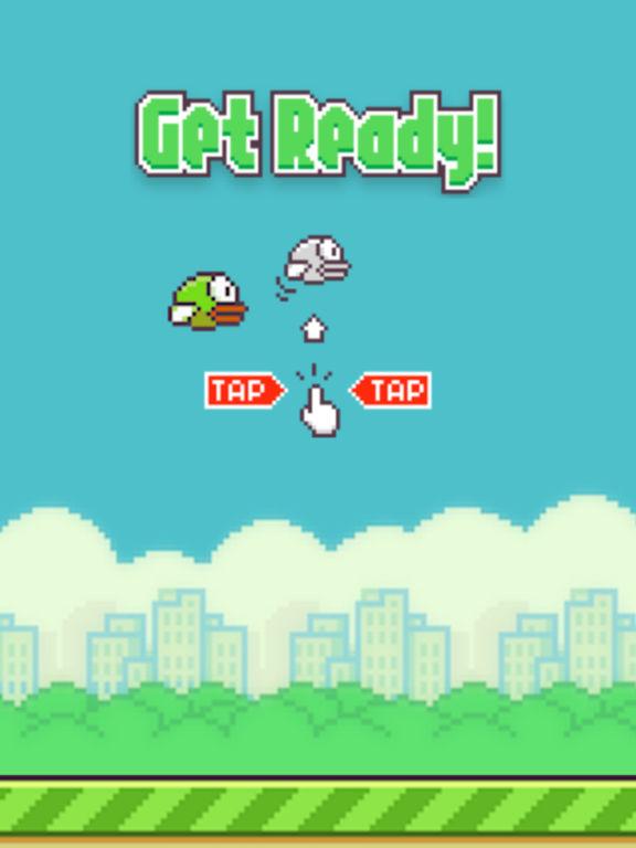 Flappy Reborn - The Classic Bird Game Screenshot