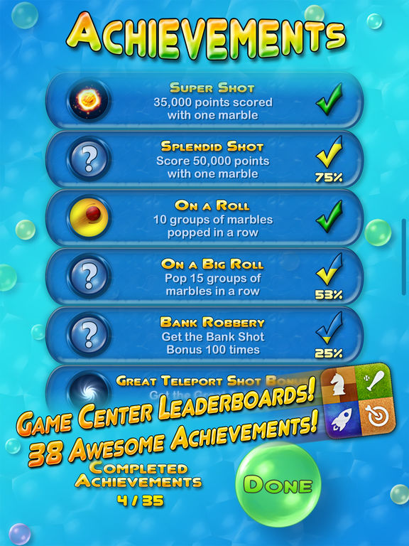 Скачать игру Bubble Bust! HD - Pop Bubble Shooter