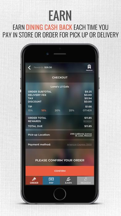 download OPER - Get Dining Cash Back apps 3