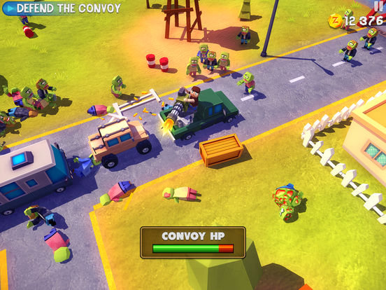 Racing Game Dead Venture For iOS Goes Free For First Time