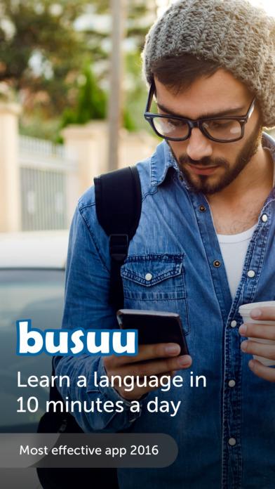 busuu - Learn English, Spanish & Other Languages Screenshots