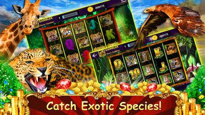 Play wildlife slots free