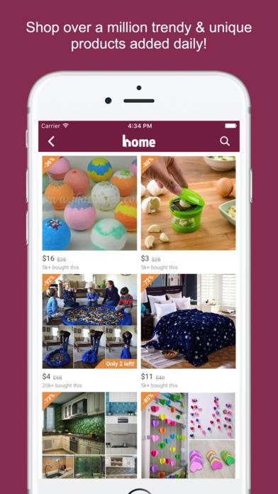iphone screenshot 2 - Home Design And Decor Shopping
