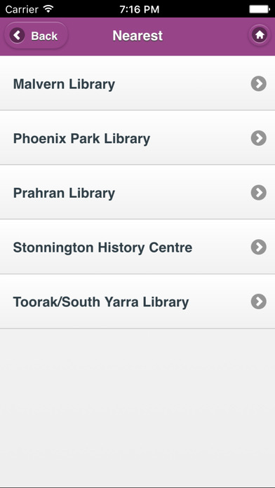 Screenshot #10 for Stonnington Libraries