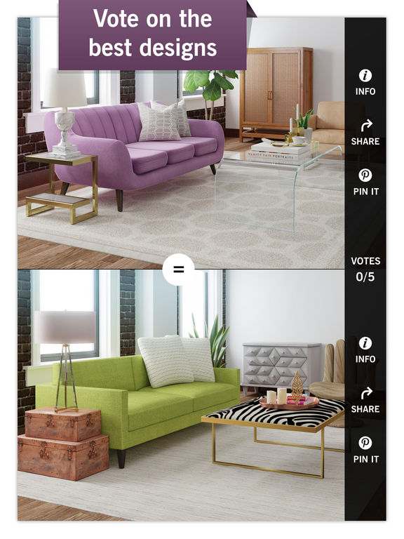 ipad screenshot 4 - Design Home