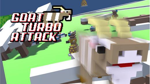 Goat Turbo Attack Screenshot