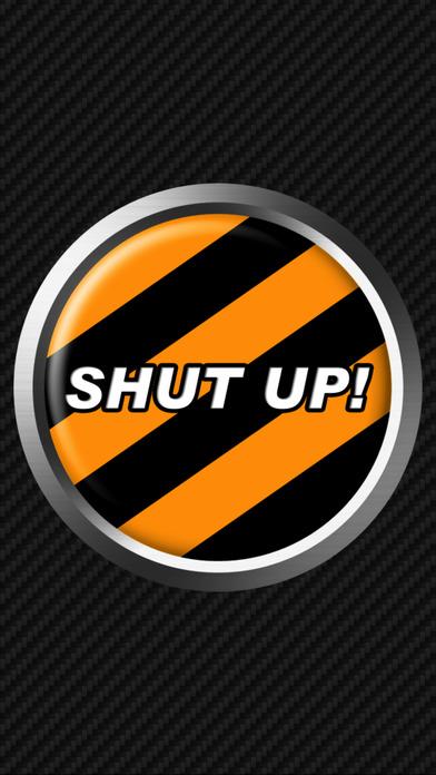 Shut Up Button screenshot 1