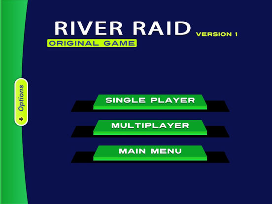 River Raid Original Screenshots