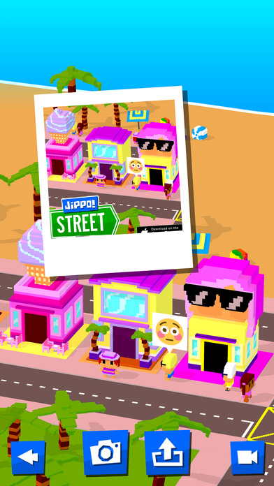JiPPO! Street screenshot 2