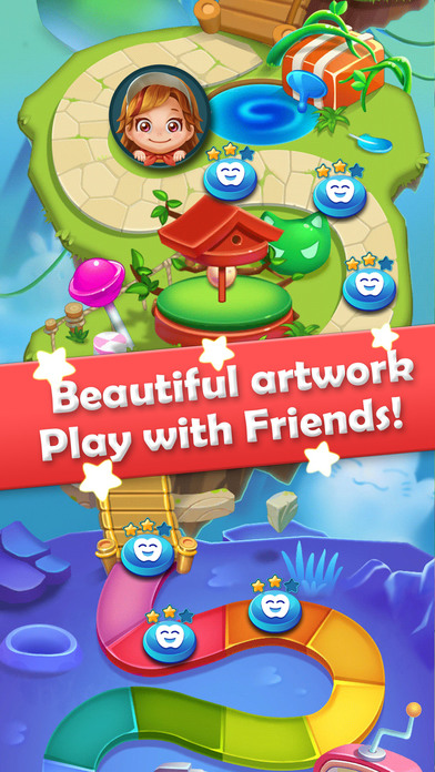 Toy Blast Saga Game Free : Toy crush blast match