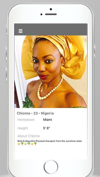 Diaspora dating site