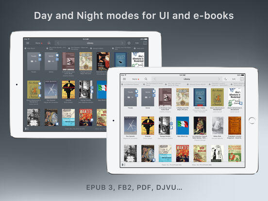 Screenshot #4 for tiReader 2 Pro – eBook and Comic book reader