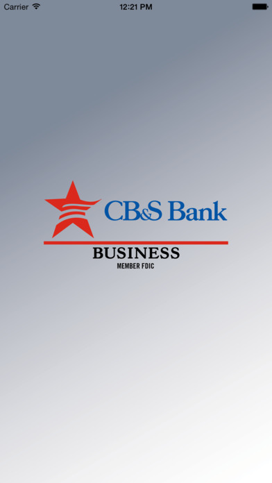 CB&S Bank Business Mobile screenshot 1