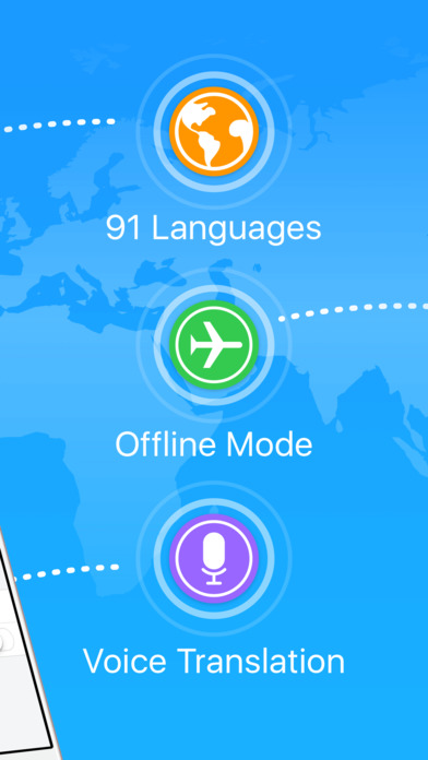 iTranslate Translator App & Translation Dictionary Screenshots