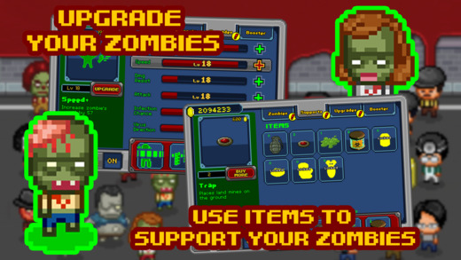 Infectonator Screenshots