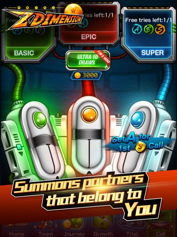 Z Dimension Saga screenshot 6