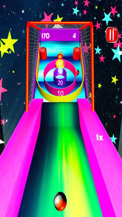 3D Roller Skee Ball 2017 screenshot 5