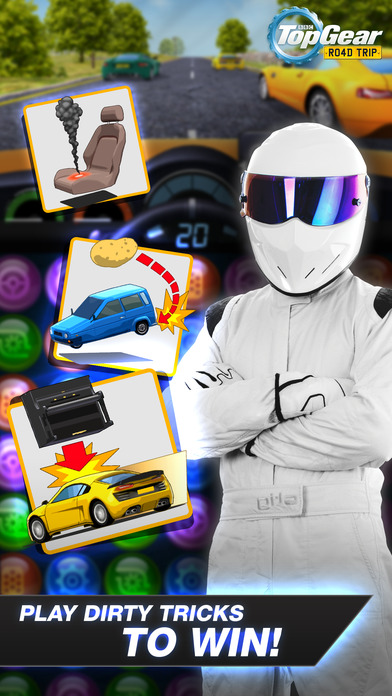 Top Gear: Road Trip screenshot 3