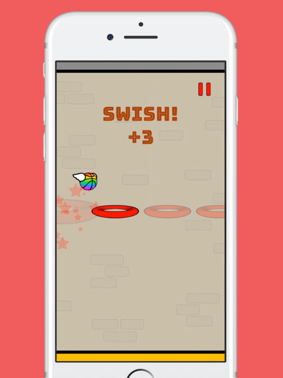 Flappy Dunk screenshot 8