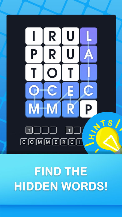 WordPuzzles plus plus screenshot 2