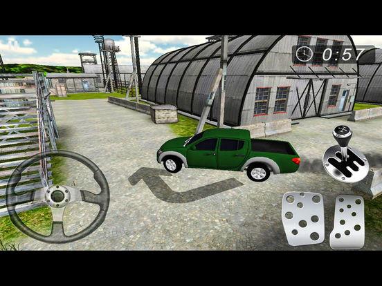 Army Base Camp Parking screenshot 9