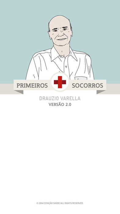 Screenshots for Drauzio Varella - Primeiros Socorros
