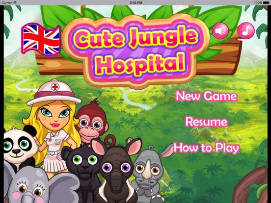 Cute Jungle Hospital screenshot 4
