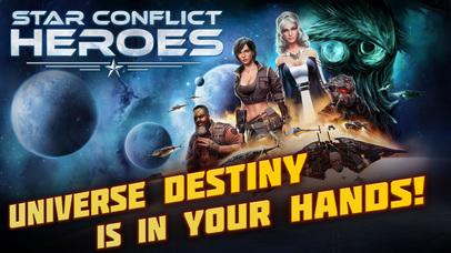 Star Conflict Heroes screenshot 4