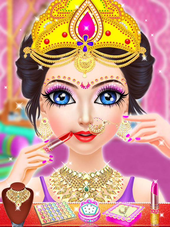 Radha Krishna Fashion Makeover screenshot 5