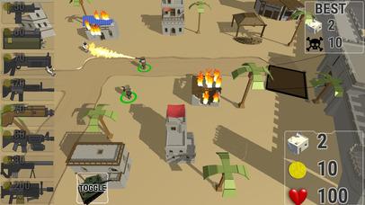 Castle Combat Defense Pro Screenshot 2