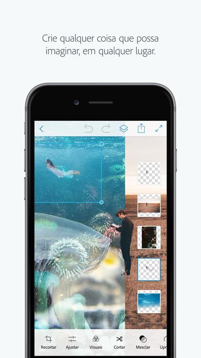 Captura de tela do iPhone 2