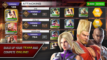 Screenshot 4 TEKKEN™