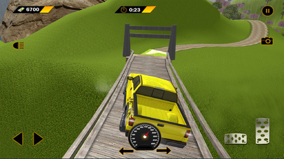 Offroad Extreme Hill Climb-Monster Truck Simulator screenshot 5