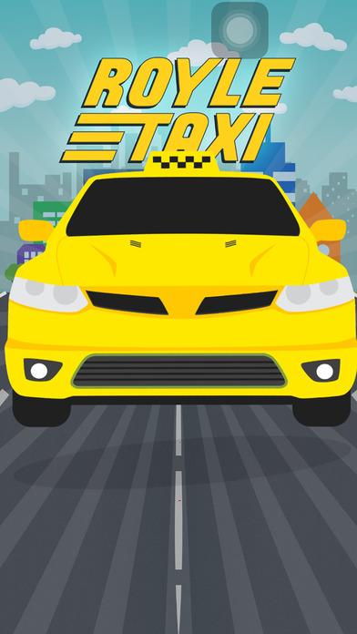 Royle Taxi Ride Highway Crash screenshot 1