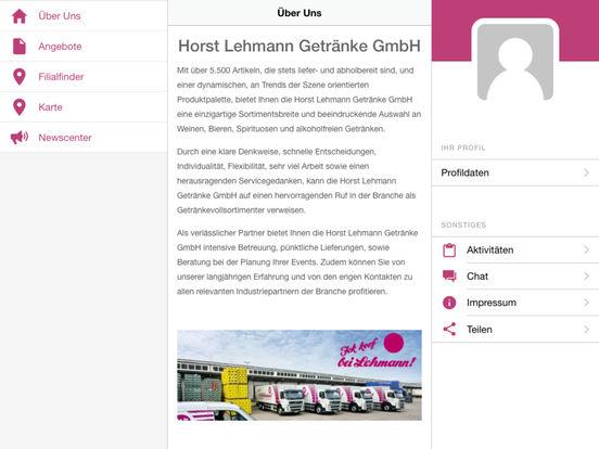 Fantastisch Horst Lehmann Getränke Zeitgenössisch - Innenarchitektur ...