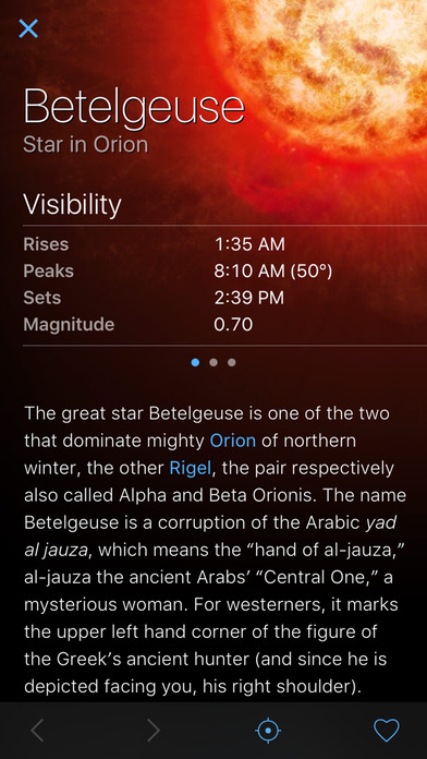 Sky Guide: View Stars Night or Day Screenshots