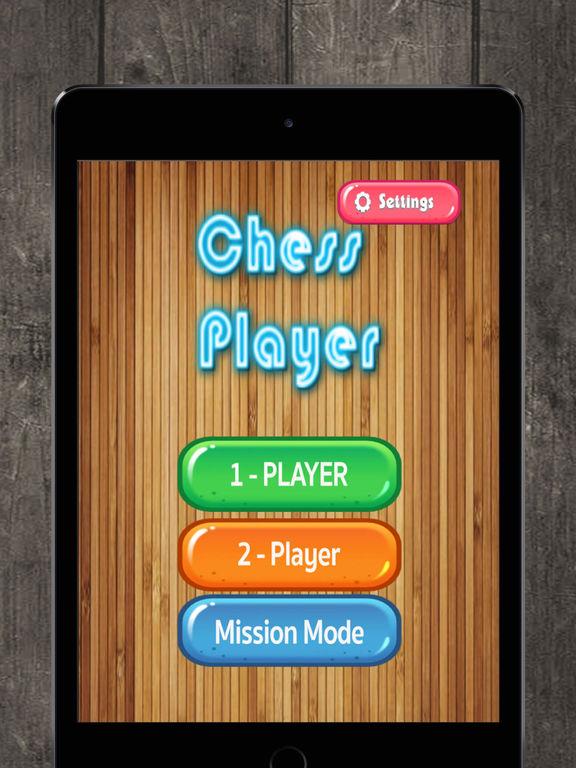 Шахматы 2 игрока - Шахматы Пазлы Скриншоты7