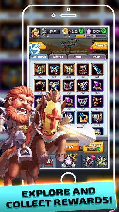 King of Crusades screenshot 3
