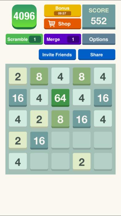 4096  -  Puzzle Скриншоты4