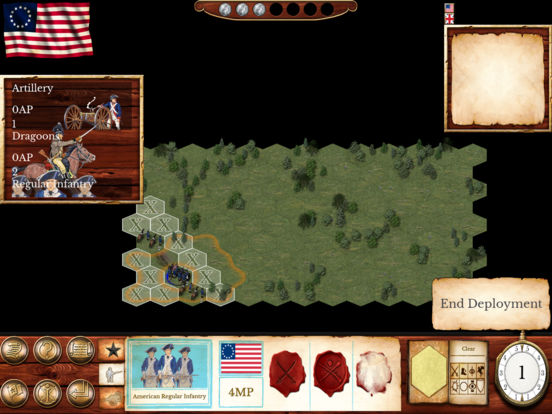 Hold the Line: The American Revolution screenshot 9