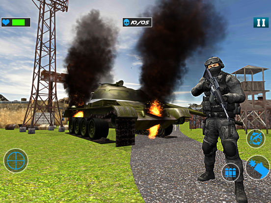 Боевой снайпер-последний день выживания Скриншоты7
