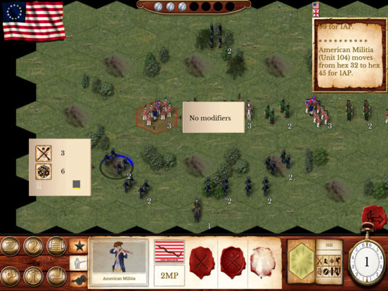 Hold the Line: The American Revolution screenshot 10