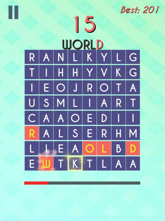 Word Pop: Endless Brain Game screenshot 6